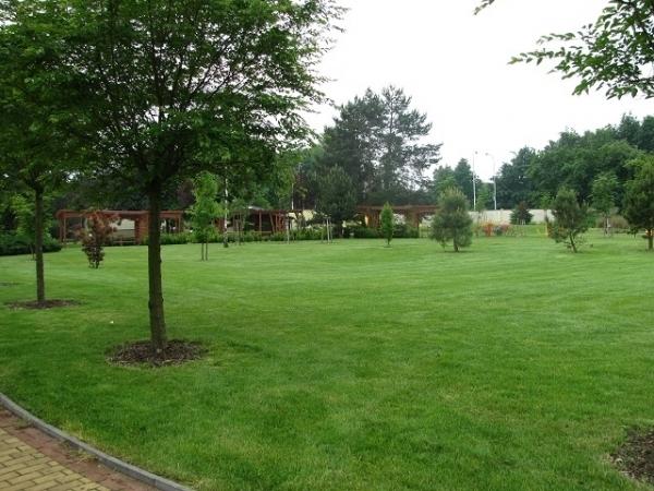 Údržba zeleně a zahrad